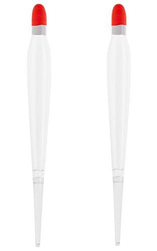 Balzer Innenlauf-Posen-Set Transparent 6 g 2 Stück