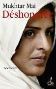 Deshonoree par Mukhtar Mai