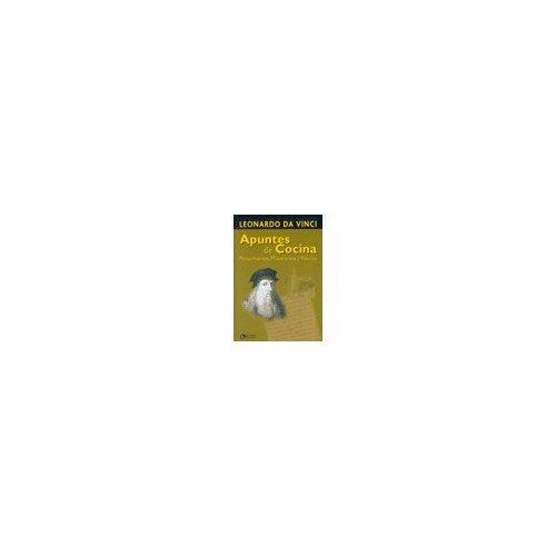 Descargar Libro Apuntes de Cocina Pensamientos, Miscelaneas de Leonardo da Vinci