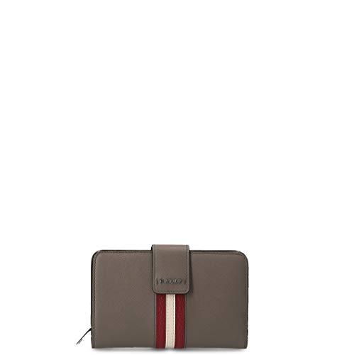 BALLY Luxury Fashion Damen 6219283SEMBRIDGES15 Braun Brieftaschen   Jahreszeit Outlet -