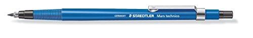 Staedtler Mars Technico 788C Fallminenstift (2mm Linienbreite, HB), Blau