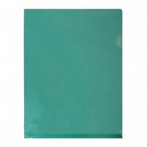 Sparco - Transparent File Holders,Water Resistant,11