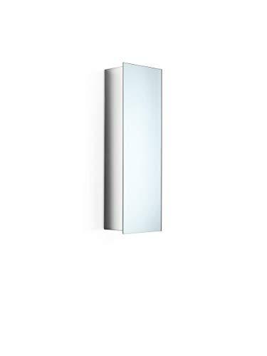 Lineabeta 51502.29.79Hängeschrank mit Spiegel Serie Pika, Edelstahl/glänzend -