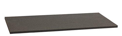 Feldherr 1000 mm x 500 mm x 20 mm Schaumstoffzuschnitt / Schaumstoff Platte