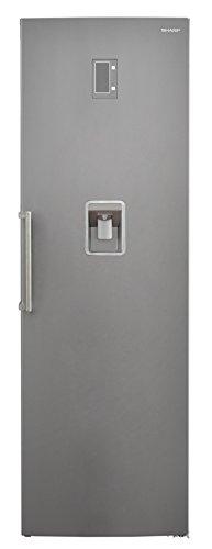 Sharp SJ-L2350E0I-EU Kühlschrank / A++ / 110 kWh/Jahr / 349 L Kühlteil / Edelstahl / 349 Gefrierteil / Temperaturkontrolle / Urlaubsmodus (Sharp Edelstahl)
