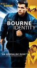The Bourne Identity [VHS]