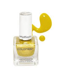 Colorbar Art Effects Nail Lacquer, Chrome Sapphire-018, 12ml