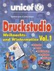 Produkt-Bild: Weihnachtskarten Druckstudio - unicef