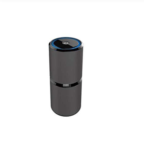 Luce notturna Mini purificatore d'aria per auto Purificatore portatile di ioni negativi con deodorante USB ioni negativi per auto Home Office Pet Room Baby Roo