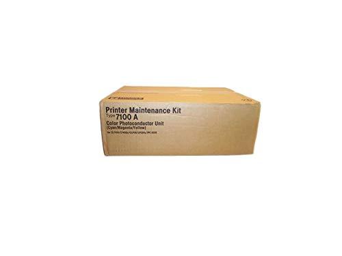 Ricoh 404161 type 7100F Fotoleitereinheit schwarz 50.000 Seiten - Schwarz-laser-fotoleitereinheit