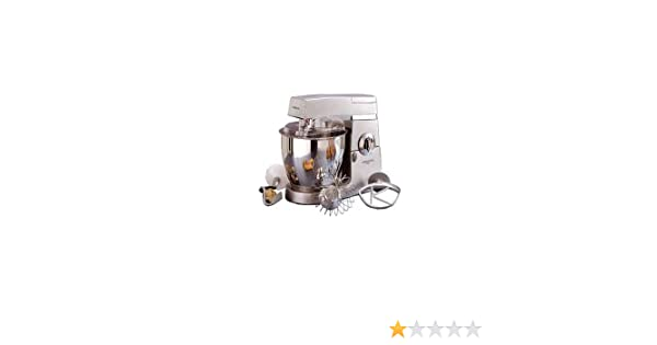 kenwood km816 major classic platin küchenmaschine metall