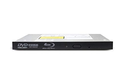 Archgon BDR-UD04 interner UHD Player Blu-ray DVD Brenner Player von Pioneer BD-R/RE XL 128GB Laufwerk für Notebook mit SATA-Anschluß und Ultra Slimline 9,5mm Laufwerkschacht 100GB M-Disk