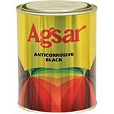 #3: Agsar Anticorrosive Black Primer(500 ml)