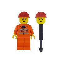 LEGO City Retractable Pen - Construction