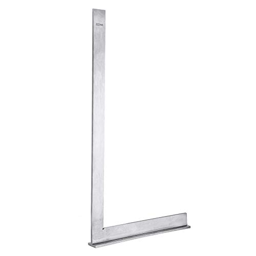 Precision Steel Square Set - ExcLent 500X280Mm Machinist Square 90º Right
