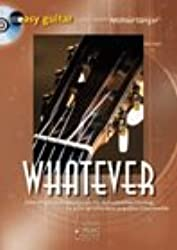 Whatever, m. Audio-CD
