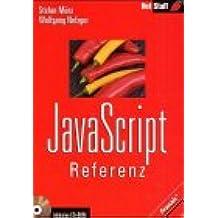 JavaScript Referenz, m. CD-ROM