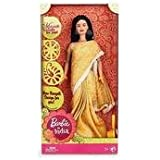 Barbie In India Doll Golden