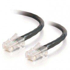 C2G Kabel / 20 m Asmbld Black CAT5E PVC UTP Patch -