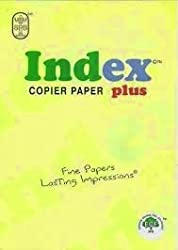 SPB Index Plus Copier Paper White A4 65Gsm
