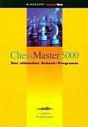 ChessMaster 5000. CD- ROM für Windows 95. Deutsche Version. Das ultimative Schachprogramm