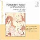 Musique sacrée française [Import anglais]