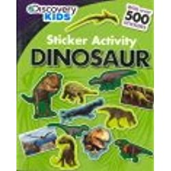 Dinosaurs (Discovery Sticker Activity)