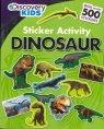 Dinosaurs (Discovery Sticker Activity)