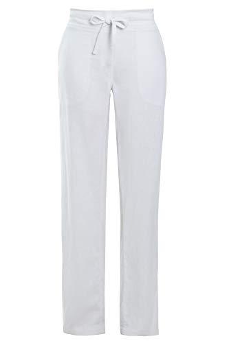 Habigail - Pantalones de Lino para Mujer