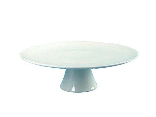 Creatable 12295, Série Universal, Plat à Tarte XS, Porcelaine, Blanc, 19 x 19 x 13 cm