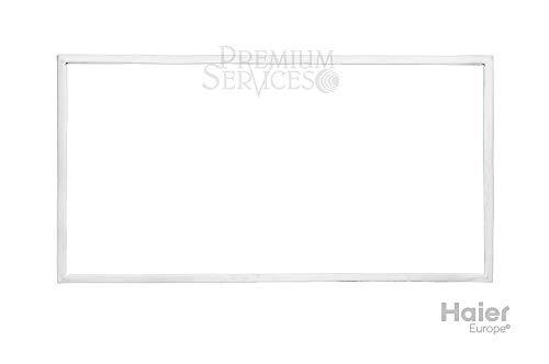Original Haier-Ersatzteil: Türdichtung für Side-by-Side Kühlschrank Herstellernummer SPHA00030472 | Kompatibel mit den folgenden Modellen: HRFZ-316AAS;HRFZ-316AAB;HRFZ-316AA;HRFZ-316AAB;HRFZ-316AAS;HR