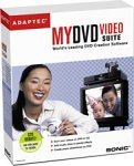 Adaptec Sonic MyDVD Video Suite 4.0 Kit (De Videos Sonic)
