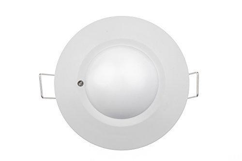 HUBER MOTION 65HF, HUBER MOTION 8HF, Radar Bewegungsmelder 360°, weiß, für Innenraum- und Deckenmontage, hochsensibel durch Hochfrequenztechnik