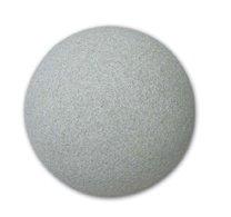 "Heitronic Hochvolt Gartenkugel Light Planet Mond ""granit"" 230V ink. Energiesparlampe (40cm) von Hitronic auf Lampenhans.de"