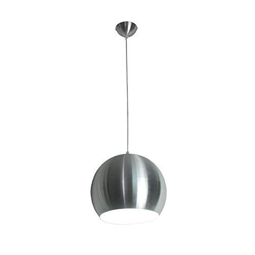 Wylolik Moderne Kreativität Vintage Metall Kücheninsel Pendelleuchten Verchromt Industrielle Hängeleuchte Sphärische Einstellbare Decke Oberflächenmontage Kronleuchter Esszimmer Wohnzimmer Dekoration -