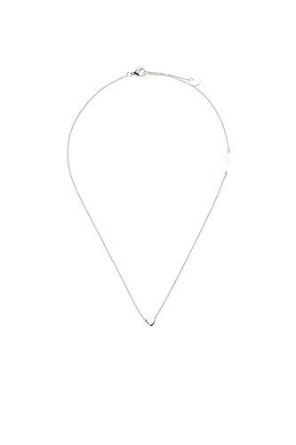 Esprit ESNL00711240 Damen Collier Herz Dulcet Bicolor Rose 43 cm