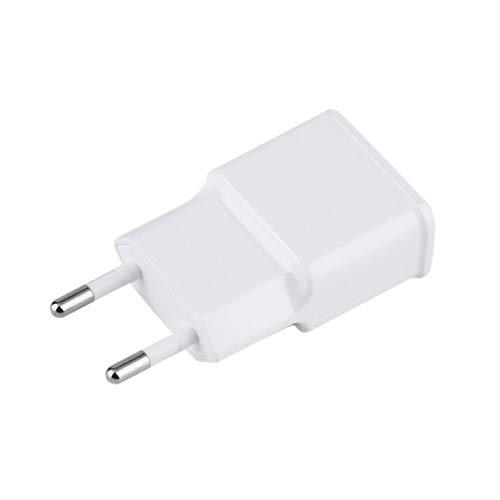 ArgoBear AC Ladegerät Tablet Netzteil 5V 2A Dual USB 2-Port Reiseladegerät USA Für Handy PC Weiß US / EU Stecker - Tabs Ac