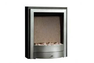 Dimplex 1 KW Electric Inset - Silver