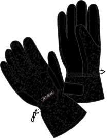 Killtec Tetley Handschuh - 9,5