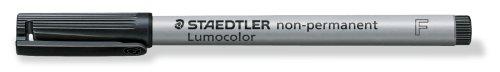 Preisvergleich Produktbild Staedtler 3169 - Lumocolor F wasserlöslich schwarz