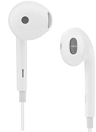 Hulshin Natural Sound System High Bass in-Ear Earphone with Mic 3.5mm Jack for V5 Image 2
