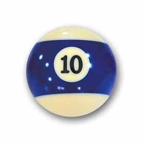 "Billardkugel Nr. 10 Pool-Ball ""Favorite"" Nr. 10"