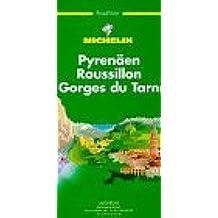 Pyrenaen - Roussillon - Gorges du Tarn (en allemand). Guide numéro 2369