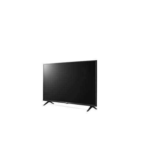 """21CFuhBTAVL - LG 43LM6300PLA - Smart TV Full HD de 108 cm (43"""") con Inteligencia Artificial, Procesador Quad Core, HDR y Sonido Virtual Surround Plus, Color Negro"""