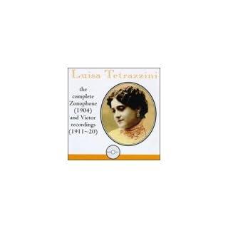 Luisa Tetrazzini - Victor Recordings (1911-1920)