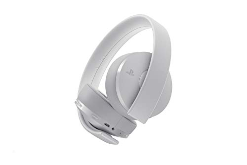Gold Wireless Headset - White Edition (Ps4)