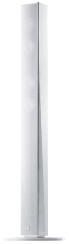 Canton CD 1090 Standlautsprecher (80/140 Watt) weiss (Paar)