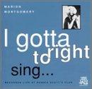 Songtexte von Marion Montgomery - I Gotta Right to Sing