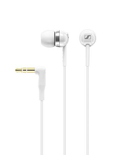 Sennheiser CX 100 Ear Canal Headphones - White Best Price and Cheapest