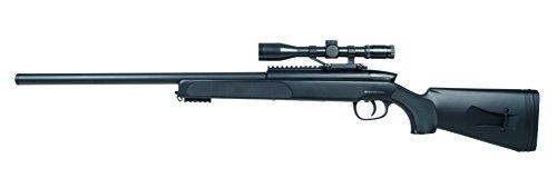 Nerd Clear Softair Gewehr GSG SR-2 Sniper Federdruck ab 14 Jahre < 0,5 Joule